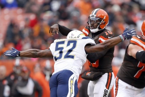 Injury Update: Denzel Perryman to Miss 8-10 Weeks After Ankle Surgery