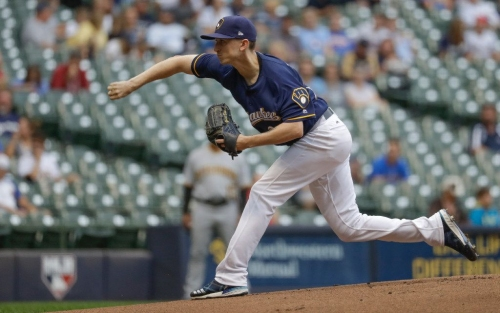Brewers 3, Pirates 1: Tweak helps Zach Davies get back on track