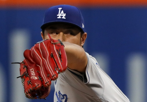 Dodgers Notes: Yu Darvish, who makes home debut Wednesday, explains his peculiar quirk
