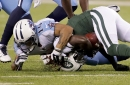 Jets' Whitehead has broken foot, sidelined indefinitely The Associated Press