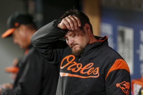 Orioles offense doesn't show up after third inning in 3-1 loss to Mariners