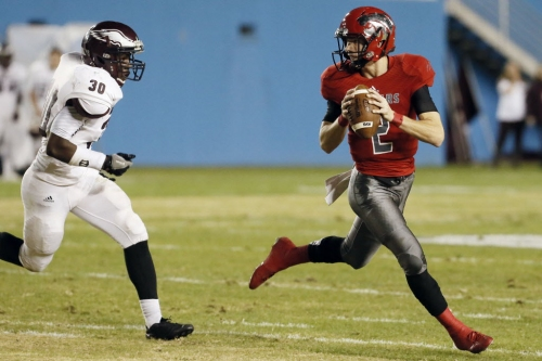 Former Sooners' QB, Mesquite Horn standout Chris Robison transferring to Florida Atlantic