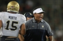 Navy football will be featured on Showtime series