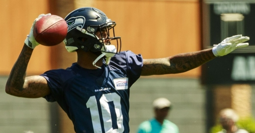 Seahawks get good injury news on Paul Richardson but suddenly K.J. Wright has a knee issue