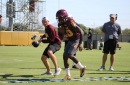 WATCH: ASU football highlights from Tuesday's practice