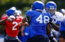 Three Questions with Memphis offensive lineman Roger Joseph
