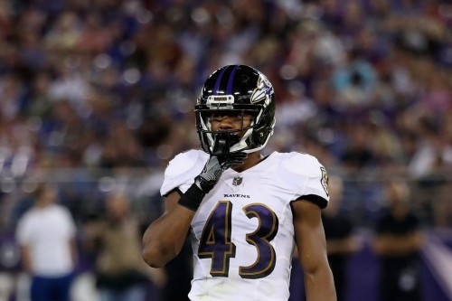 Four Ravens to watch vs Dolphins: Defensive Edition
