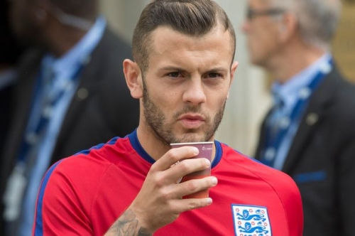 Aston Villa boss Steve Bruce said this when asked about Arsenal's Jack Wilshere