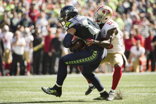 Free agent CB Tramaine Brock into day two of his visit with Seattle Seahawks