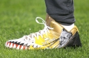 NFL finally starting to relax on uniform violations, starting with cleats