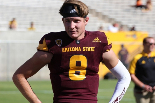 ASU Football: Blake Barnett holds bold McGregor fight prediction, gives own QB progress update