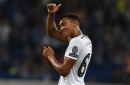 Trent Alexander-Arnold stunner sees him becomes youngest goalscorer in Liverpool's Champions League history