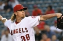 Former Angels pitcher Jered Weaver announces retirement from baseball