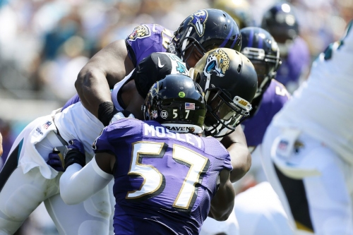 Baltimore Ravens 53-man roster projection, 8/16