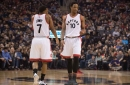 MVP odds ranking includes both Kyle Lowry and DeMar DeRozan