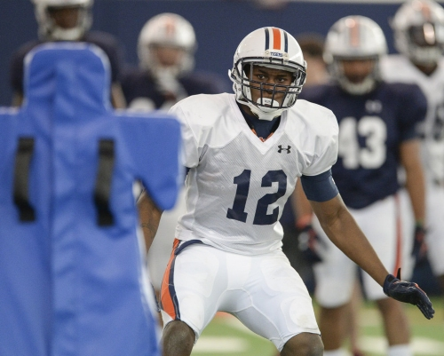 Jamel Dean again vying for starting role in Auburn secondary