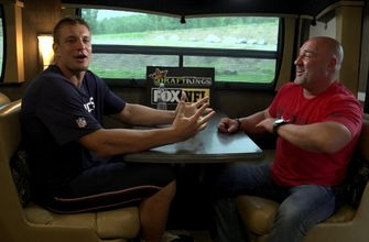 Rob Gronkowski one-on-one interview with Jay Glazer