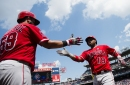 Washington Nationals and Los Angeles Angels split two-game set in D.C.: 3-2 LA today...