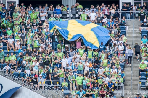 Sounders are second most valuable team in MLS, Forbes says