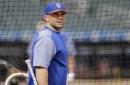 Mets GM: David Wright rehabbing, intends to return this season