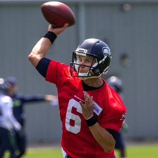 Meet a Seahawk: QB Austin Davis, who's fighting to stay in Seattle