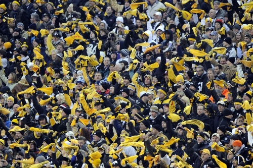 Survey says: You probably shouldn't date a Steelers fan