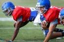 Memphis football coach Mike Norvell: David Moore 'a little bit ahead' at backup QB