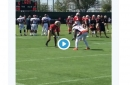 Watch Aqib Talib shut down 49ers WR at practice