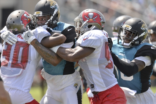 Decade of disappointment: Bucs, Jags to end playoff drought? The Associated Press