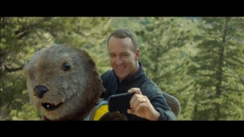 Peyton Manning featured in 3 new OtterBox commercials