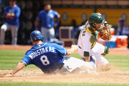 Game #121: A's fight to the end but fall short 7-6