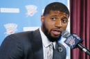 Paul George says he still loves Indiana, even if some Pacers fans don't feel the same