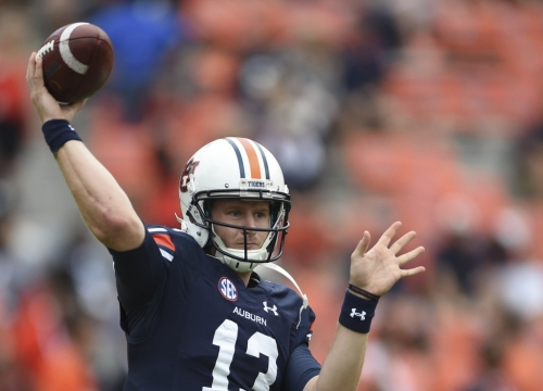 Sean White: Jarrett Stidham 'deserves to be the starter' at Auburn