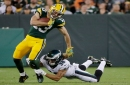 Sure-handed Max McCaffrey making Packers' WR decision even tougher