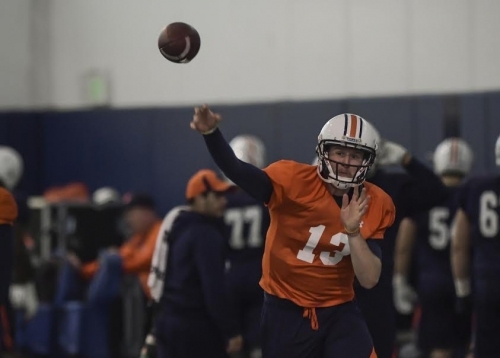 Auburn's message to backup QB Sean White? You know what can happen – be ready