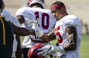 USC looks for return game replacement for Adoree' Jackson