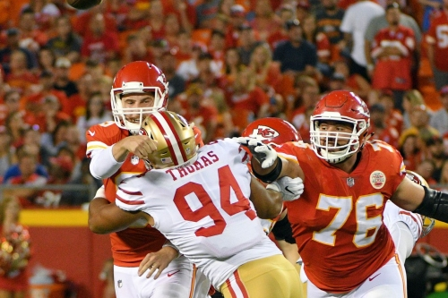 Better Rivals podcast: Chiefs recap. Observations, stock watch from first preseason game.