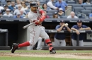 Mookie Betts hits walk-off to lead Boston Red Sox over St. Louis Cardinals