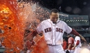 Mookie Betts' walk-off: Breakdown of ninth inning from Boston Red Sox' comeback win over St. Louis Cardinals (video)