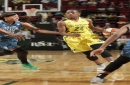 Langhorne's late basket lifts Storm over Lynx 62-61 The Associated Press