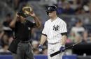 Yankees have to save Brett Gardner by sitting him