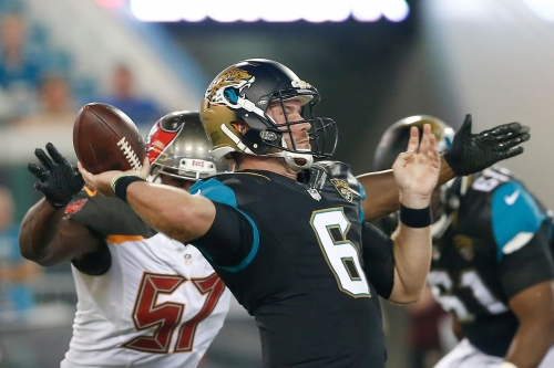Buccaneers-Jaguars preseason 2017 game time, TV schedule and channel, stream, announcers and more