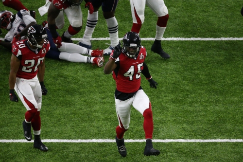 Falcons LB Deion Jones makes 'perfect' 2017 NFL roster