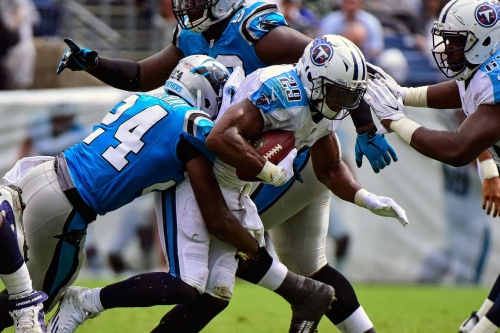 Panthers at Titans: Know thine enemy (Brothers' Blood)