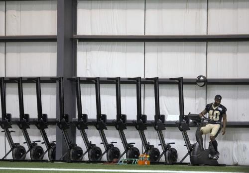 Saints make tough call to fire docs, but Delvin Breaux deserved better