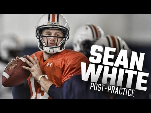 AL.com All-Access: Auburn's Sean White shows what leadership means