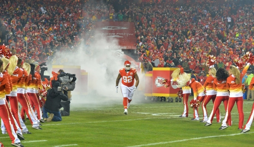 Falcons coach Dan Quinn may try playing Dontari Poe on offense