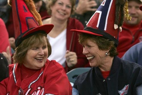 About Last Night: Honoring women in baseball