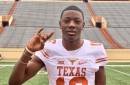 Texas DE commit Byron Hobbs is 6'4 and may still be growing