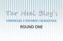 THB's football uniform challenge First Round: No. 6 vs. No. 11